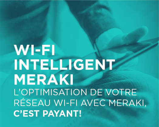WI-FI Intelligent Meraki