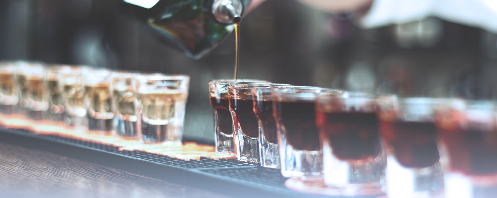 Contrôle de boisson
